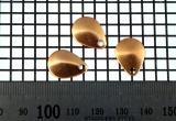 Křidélko díl lístek třpytka - Křidélko COLORADO velikost 1, měd