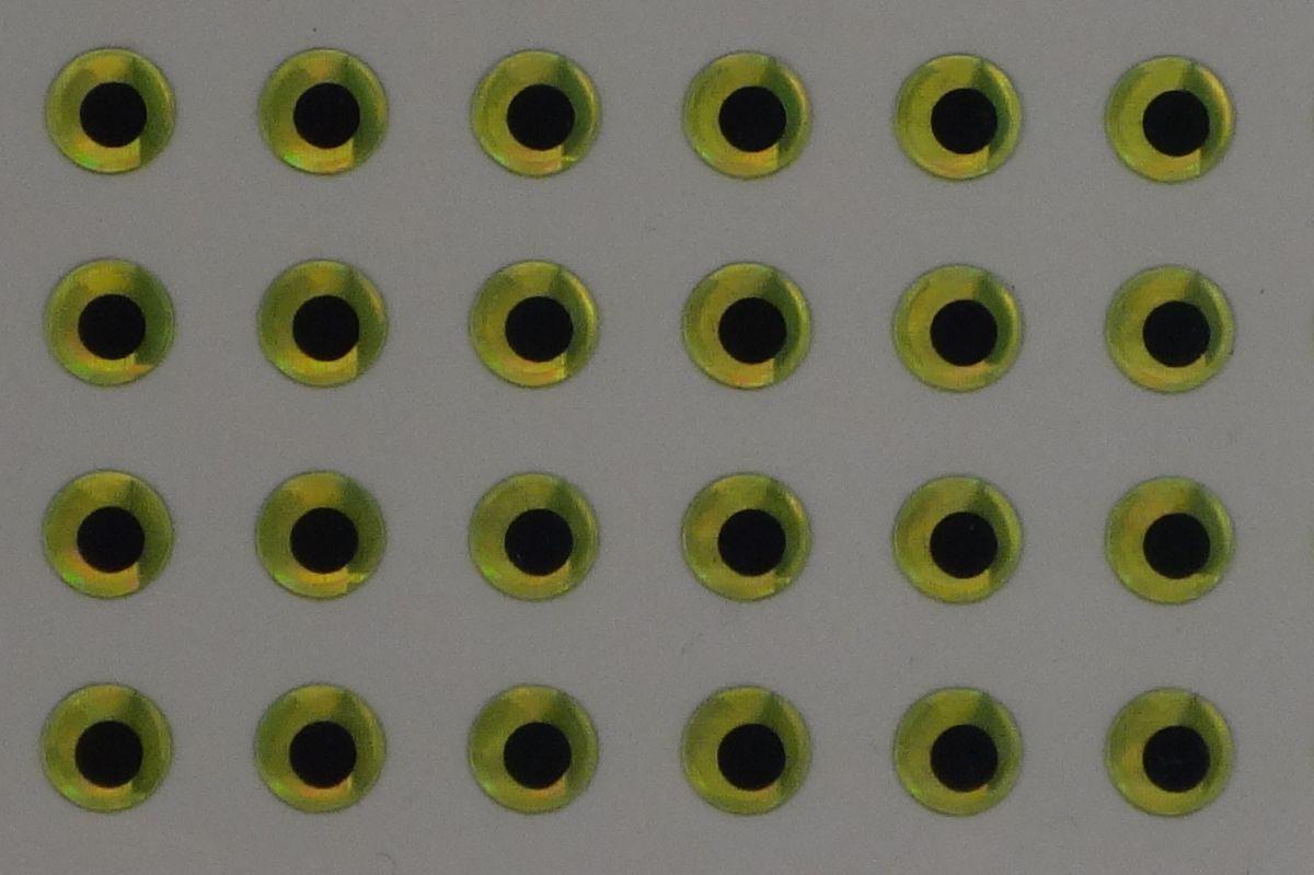 Samolepicí oči