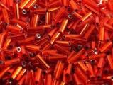 Váleček skleněný - Váleček skleněný oranžový