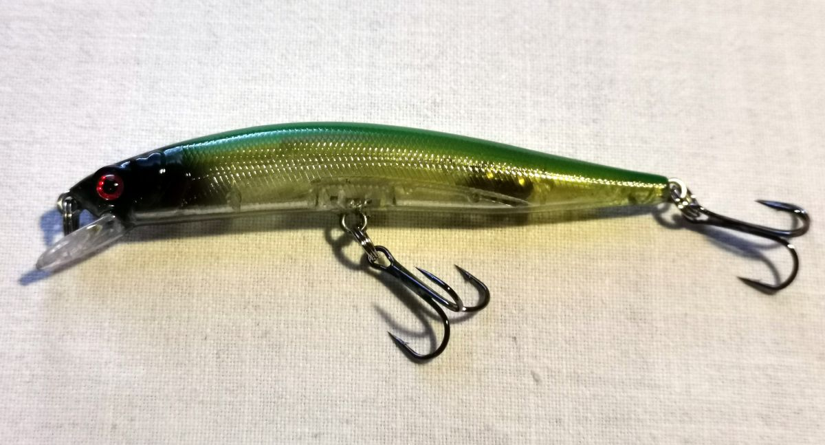 Wobler 2213 9,5cm/8g China